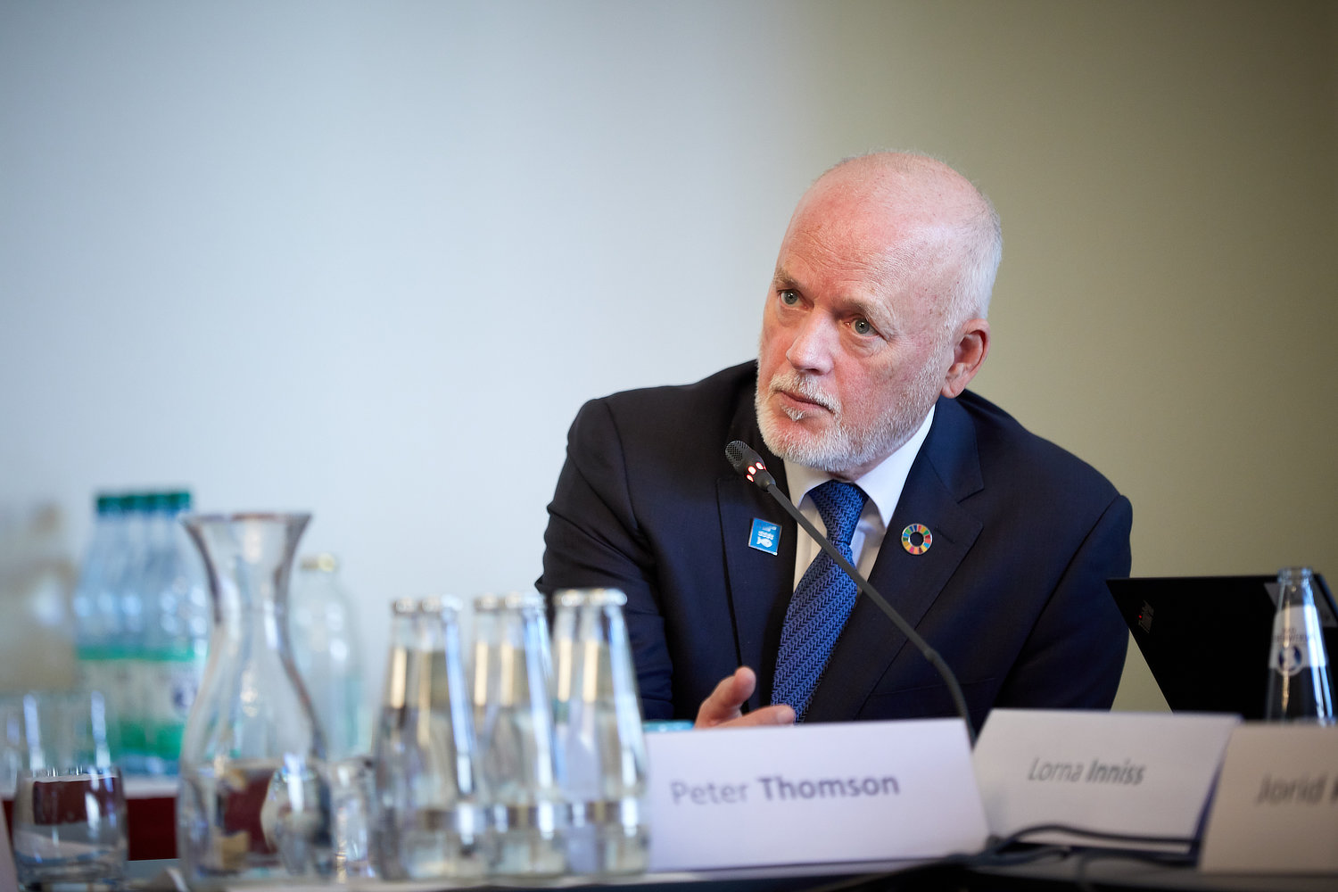 Peter Thomson (Vereinte Nationen)