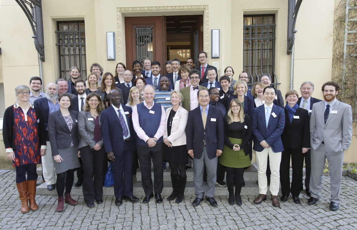 Potsdam Ocean Governance Workshop - Gruppenbild