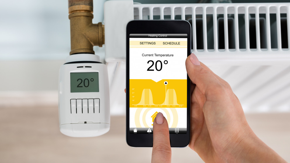 Smart thermostats can help households save energy.