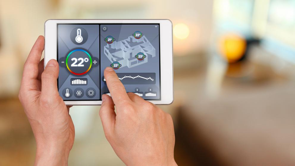 Smart home automation systems help save energy.