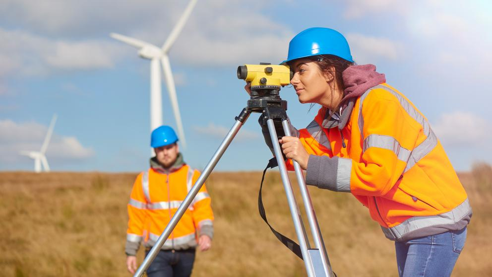 How does the public view new wind farms? The IASS is developing a Social Sustainability Barometer for the Energy Transition.