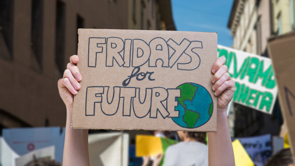 For over a year, young people have been demonstrating every Friday for more climate protection.