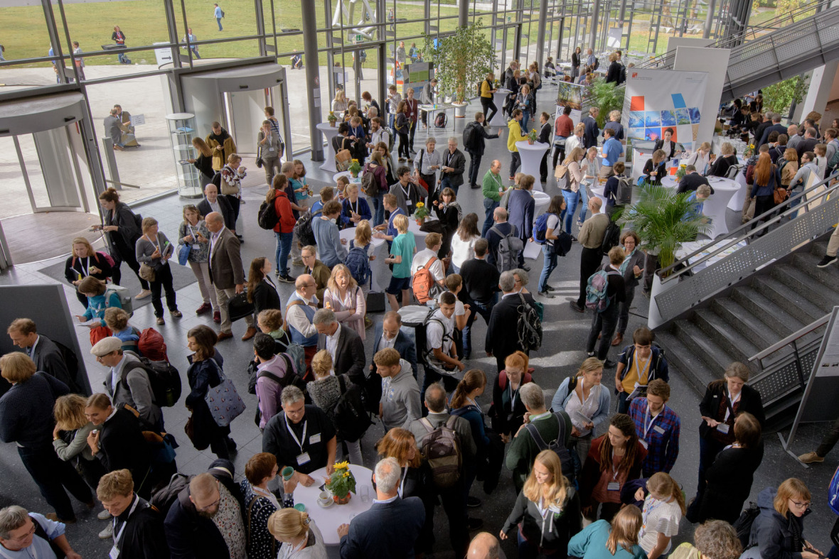 The K3 Congress took place from 24 to 25 September at the Karlsruhe Institute of Technology (KIT).