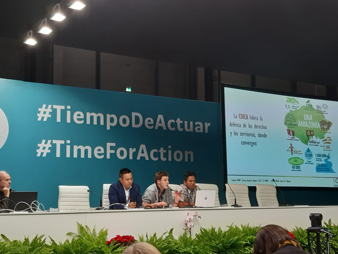 COP 25 - Discussion on the Amazon Region