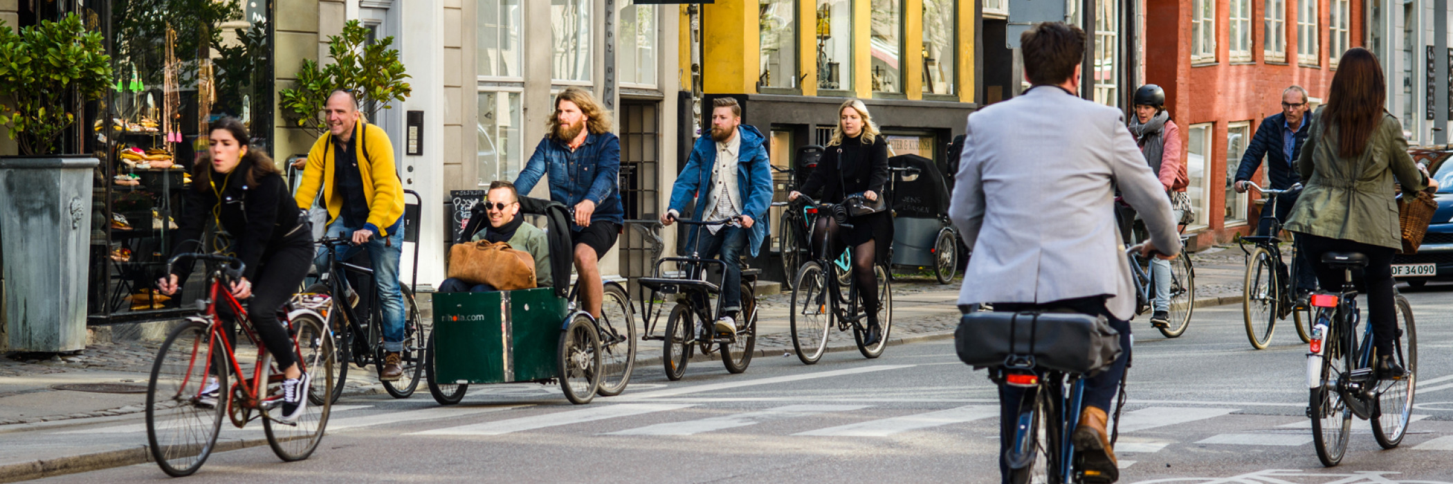 "Copenhagen is not only considered a pioneer in terms of air quality, but is also regularly ranked one of the ""most liveable cities"" worldwide."
