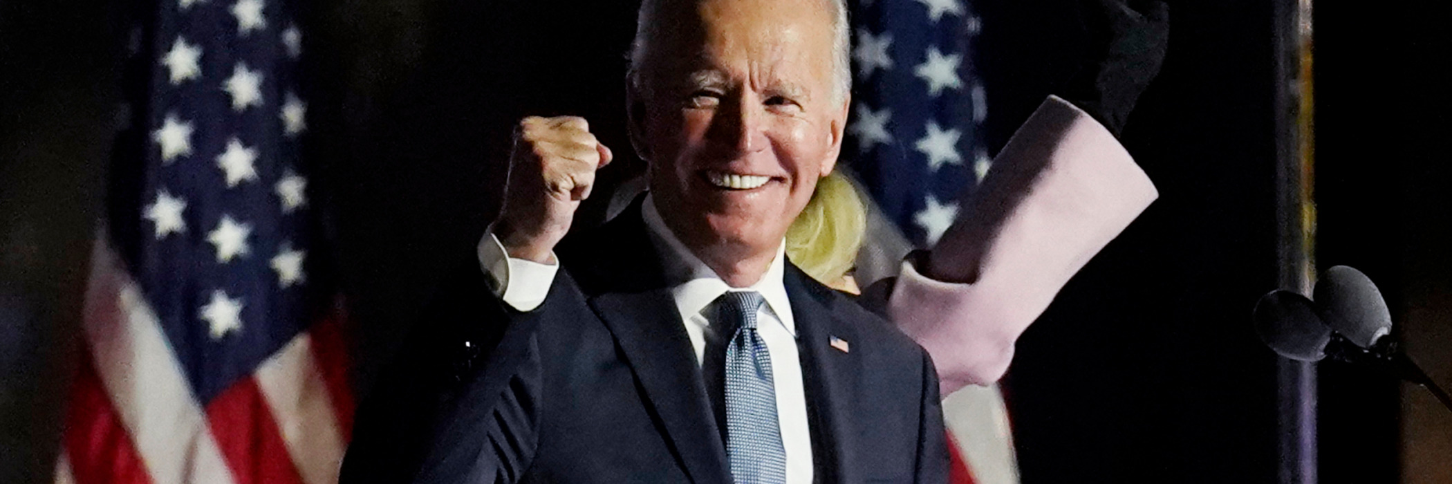 Hope for climate protection: Joe Biden