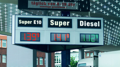 The privileged treatment of diesel under German tax law makes it more affordable than petrol.
