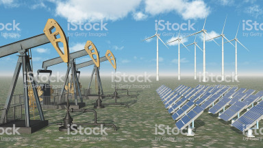 Oil and renewables