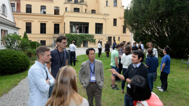 Impression von der Potsdam Summer School