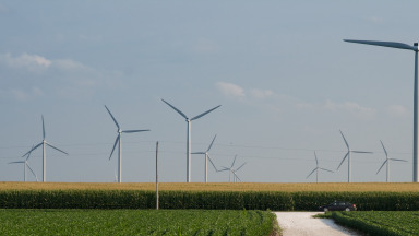 Onshore wind power plays a key role in the European energy transition.