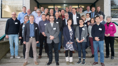 "40 scientists from Canada, Denmark, Germany, Norway, Russia, The Netherlands, and the USA participated in the workshop ""Geoscientific Contributions for a Better Understanding of the Arctic System"", which was funded by the DFG."