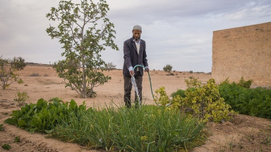 Water scarcity is already a bitter reality in some regions of the world.