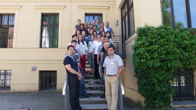 European WRF-CHEM workshop in Potsdam, 2017