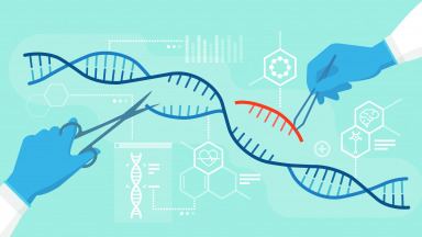 One of the RECIPES case studies discusses emerging gene editing technologies (CRISPR-Cas9).