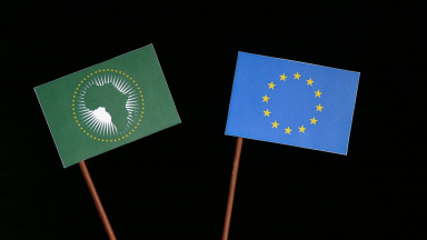 The EU wants to cooperate more intensively with Africa.